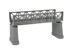 MTH 80-1043 - Girder Bridge Kit (Silver)