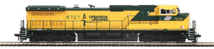 "MTH 80-2293-0 - Dash-9 Diesel Engine ""Chicago & North Western"" (DCC Ready)"