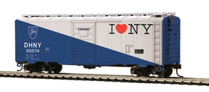 "MTH 85-74154 - 40' PS-1 Box Car ""Delaware & Hudson"""