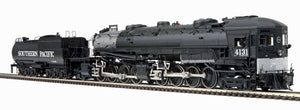 MTH HO 80-3272-1 Southern Pacific 4-8-8-2 AC-6 Cab Forward Steam Engine w/Proto-Sound 3.0 (Modern Cab) w/Proto-Sound 3.0