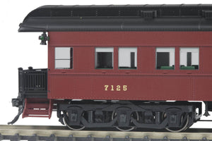 MTH HO 80-40001 Pennsylvania 5-Car Heavyweight Passenger Set