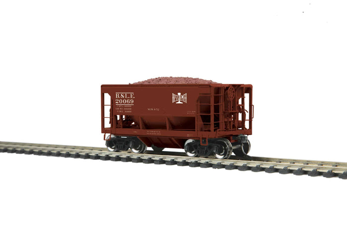 MTH HO 80-97028 Bessemer & Lake Erie 70-Ton Center Discharge Ore Car