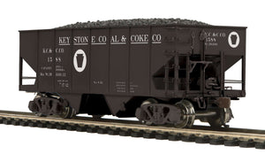 MTH HO 80-97091 Keystone USRA 55-Ton Steel Twin Hopper Car
