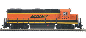"MTH HO 85-2016-0 - GP38-2 Diesel Locomotive ""BNSF"" (DCC Ready) #2007"