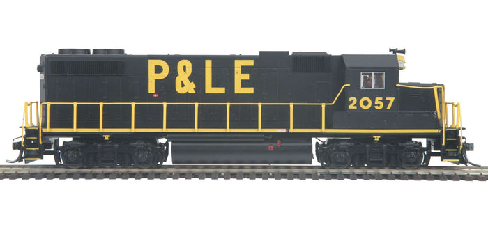 "MTH HO 85-2033-1 - GP38-2 Diesel Locomotive ""Pittsburgh & Lake Erie"" w/ PS3 #2057"