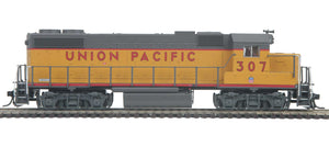 "MTH HO 85-2036-1 - GP38-2 Diesel Locomotive ""Union Pacific"" w/ PS3 #307"