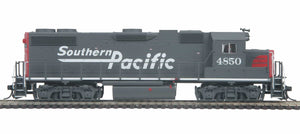 "MTH HO 85-2053-0 - GP38-2 Diesel Locomotive ""Southern Pacific"" (DCC Ready) #4850"