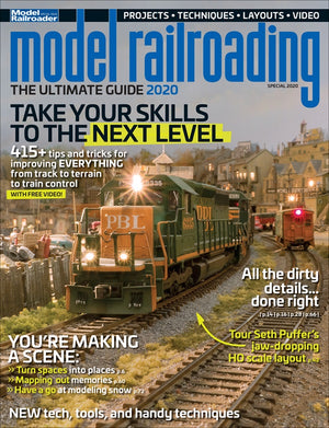 Model Railroader - Magazine -  The Ultimate Guide 2020 - Special 2019