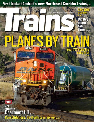 Magazine - Trains - September 2019
