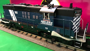 "MTH 20-21102-1 - GP-9 Diesel Engine ""Montana Rail Link"" #102 w/ PS3"