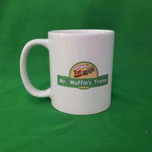 Mr.Muffin's Trains - Coffee Mug