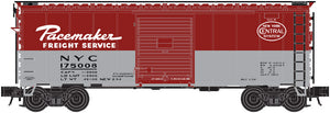 "Atlas O 2002272 - Trainman - 40' Sliding Door Box Car ""New York Central"" (2-Rail)"
