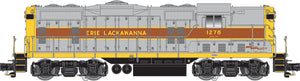 "Atlas O 30150003 - Master -  GP-7 Phase 2 Locomotive ""Erie Lackawanna"" Unpowered - 2 Rail"
