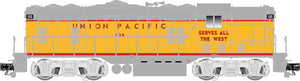 "Atlas O 30150021 - Master - GP-7 Phase 2 Locomotive ""Union Pacific"" Powered - 2 Rail"