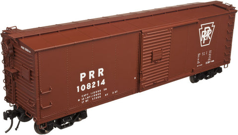 "Atlas O 3001610 - USRA Steel Rebuilt Box Cars ""Pennsylvania"""