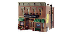 Woodland Scenics PF5890 - Lubener's General Store Kit (O Scale)