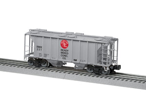"Lionel 6-85099 - PS-2 Covered Hopper ""Ready Mixed Concrete"" #331"