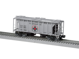 "Lionel 6-85103 - PS-2 Covered Hopper ""U.S. Borax"" #31065"