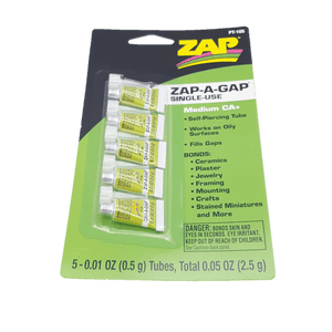 PT-105 - ZAP-A-Gap Single Use (5-Pack)