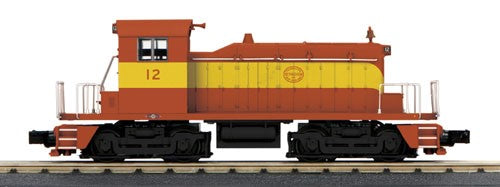 "MTH 30-20814-1 - SW-1 Switcher Diesel Engine ""Philadelphia Bethlehem & New England "" w/ PS3 #12"