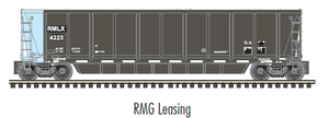 "Atlas O 3005613 - MASTER - Coalveyor Bathtub Gondola ""RMG Leasing"""