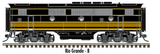 "Atlas O 1616-4 - California Zephyr - EMD F3B Phase 1 ""Rio Grande"" (Powered)"