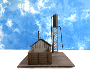 Korber Models #305 - O Scale - Sand House Kit