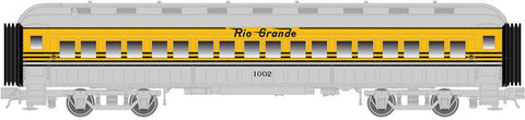 "Atlas O 2001119 - Trainman - 60' Coach Car ""Rio Grande"""