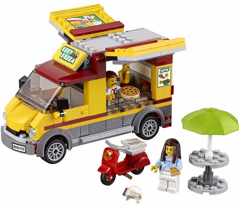 Lego 60150 - City Great Vehicles - Pizza Van