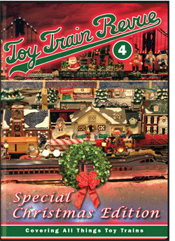 Toy Train Revue, Part 4 - Christmas Edition 2014