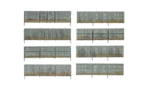 Woodland Scenics A3005 - Privacy Fence