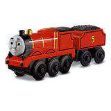 Thomas & Friends™ Y4111 - Wooden Railway Battery-Operated James
