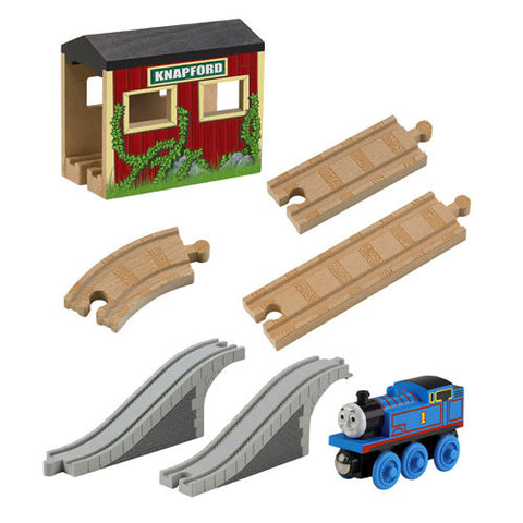 Thomas & Friends™ Wooden Railway 5-in-1 Up and Around Set
