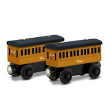 Thomas & Friends™ Y4422 - Wooden Railway Annie & Clarabel