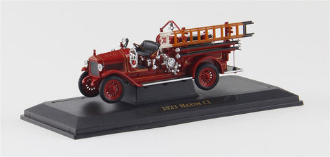 1923 Maxim C1 Fire Pumper (Red) 1/43 Diecast Car by Yat Ming/Signature Series