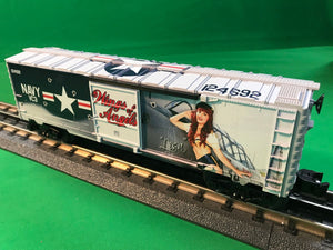 "Lionel 1938270 - U.S. Army Boxcar ""Wings of Angels - Lisa Marie"""