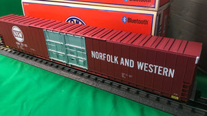 "Lionel 1926032 - 86' 4 Door High Cube Boxcar ""Norfolk & Western"" #355197"