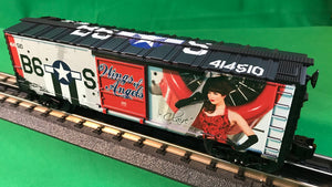 "Lionel 1938280 - Boxcar ""Wings of Angels - Claire"""