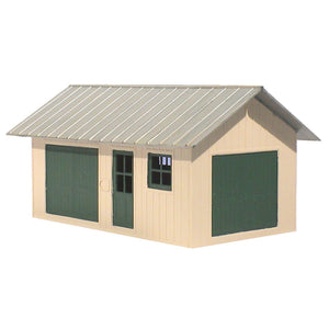 Ameri-Towne #503 - Track-side Shed