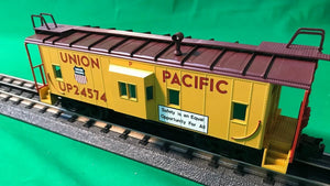 "Atlas O 2001741 - Trainman - Bay Window Caboose ""Union Pacific"""