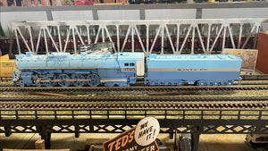 "Lionel 2031190 - Legacy 4-8-4 Steam Locomotive ""Santa Fe"" #3765 w/ Bluetooth"