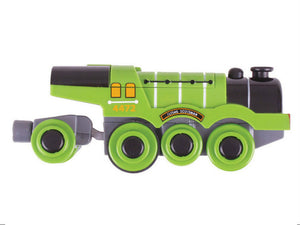 BigJigs BJT306 - Flying Scotsman Battery Operated Engine