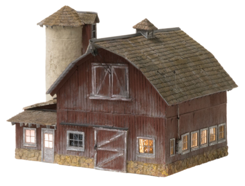 woodland scenics br5865 old weathered barn mrmuffin strains