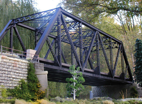 Atlas O 6920 - Single Track Pratt Truss Bridge Kit