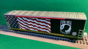 "MTH 20-93874 - 50' Dbl. Door Plugged Boxcar ""Kansas City Southern"""