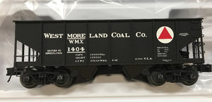 "Atlas O 3005815 - 55-Ton Coal Hopper ""Westmoreland Coal Co."""