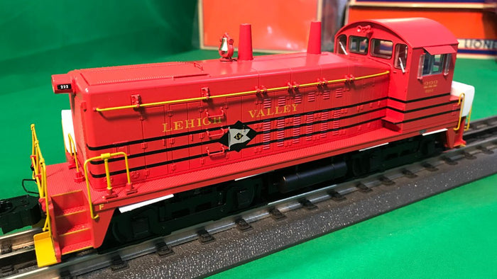 "Lionel 6-85022 - Legacy SW7 Diesel Engine ""Lehigh Valley"" #222"