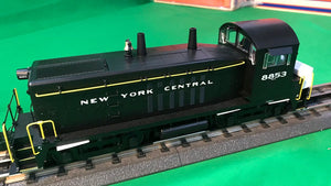 "Lionel 6-85024 - Legacy SW7 Diesel Engine ""New York Central"" #8853"