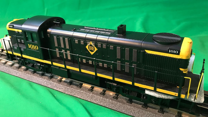 "MTH 30-20575-1 - RS-3 Diesel Engine ""Erie"" #1010 w/ PS3"