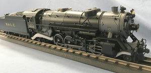 "Lionel 6-81193 - Legacy Heavy Mikado 2-8-2 Steam Locomotive ""Wheeling & Lake Erie"" #6012"